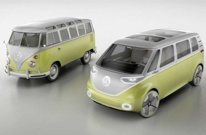 Volkswagen efsane minibüsünü yeniden canlandırıyor