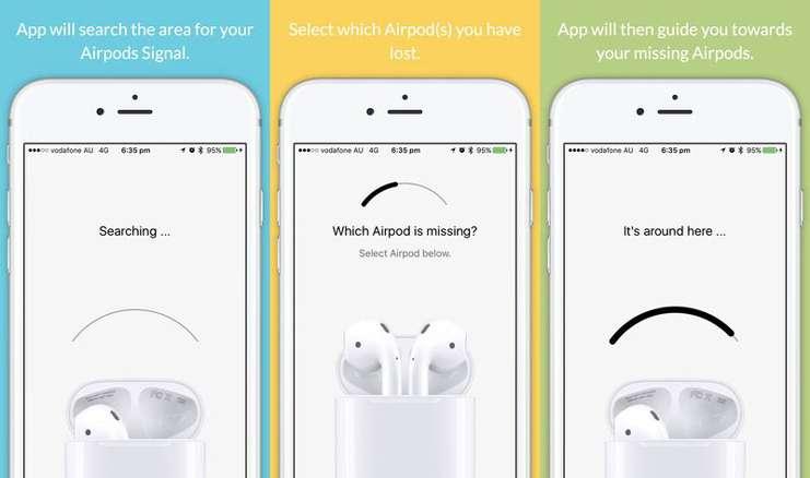 Airpod kullananların en büyük problemlerinden biri kaybolması