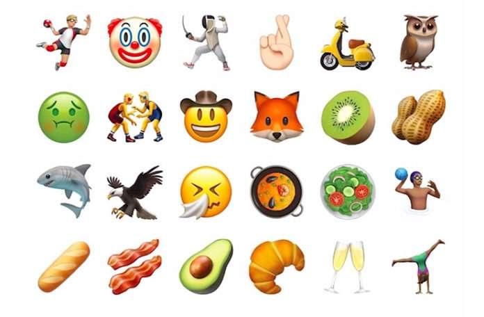 iOS yeni emojileriyle Android'e fark atmaya devam ediyor