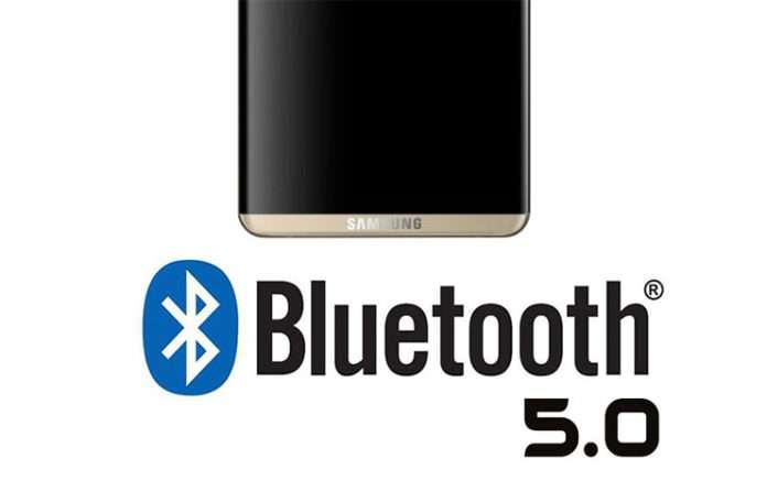Samsung'un yeni amiral gemisi Galaxy S8 Bluetooth 5'i kullanacak