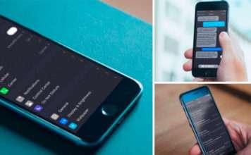 iPhone tarayıcınızda gizli bulunan 'dark mod' özelliğini etkinleştirme