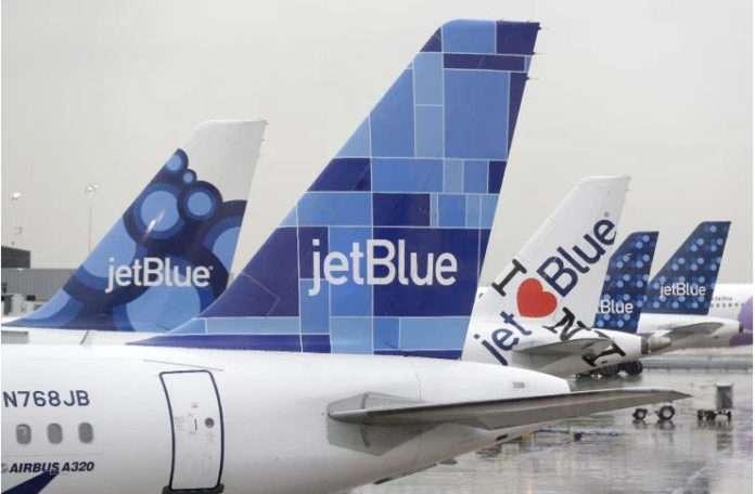 JetBlue firması Fly-Fi ile yolcularına kesintisiz internet sağlıyor