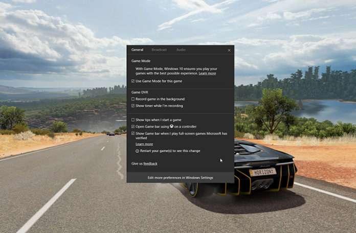 İşletim sisteminin yeni sürümüyle gelecek Game Mode, oyun oynarken bilgisayarın performansını arttıracak