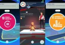 Pokemon Go, tüm dünya'da farkındalık oluşturmaya çalışıyor