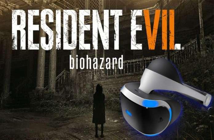 """Resident Evil 7 pazardaki en korkunç """"VR"""" oyunu"""