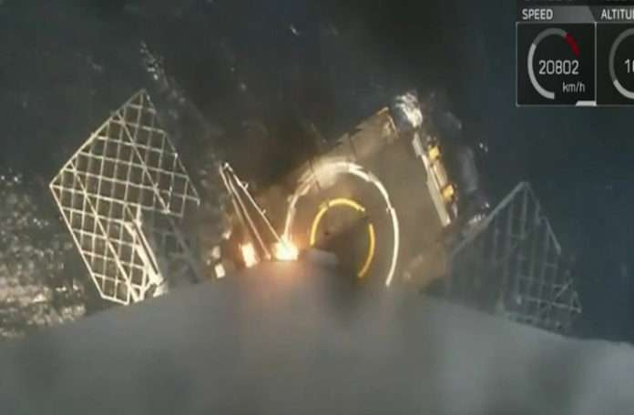 SpaceX bir roketi daha indirmeyi başararak resmen geri döndüğünü ilan etti