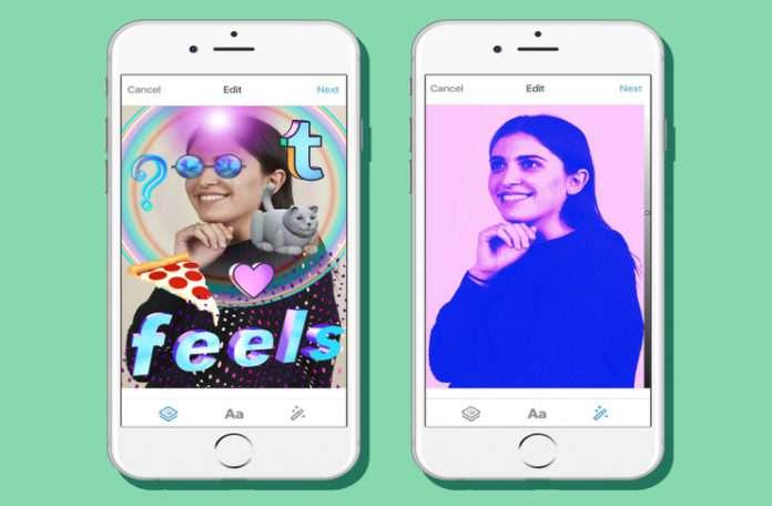 Tumblr, iOS, iMessage ve Android için foto filtreleri ve etiket uygulamaları getiriyor