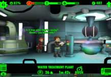 Fallout Shelter Xbox One ve Windows 10