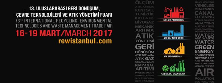 REW İstanbul Fuarı Tüyap