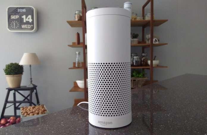 Amazon'un ses asistanı Alexa