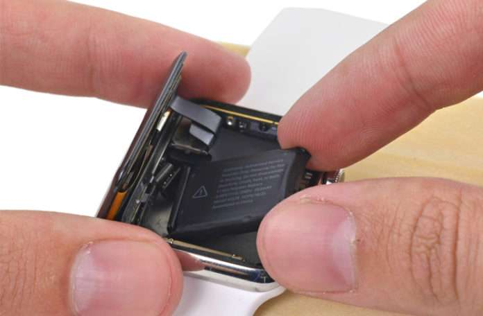 Apple Watch pil değişimi nasıl yapılır?