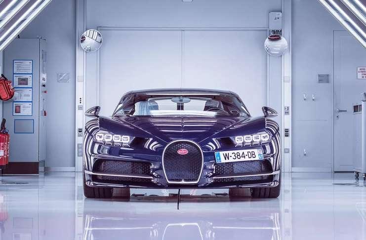 Bugatti Chiron efsanesi 2.6 milyon dolar