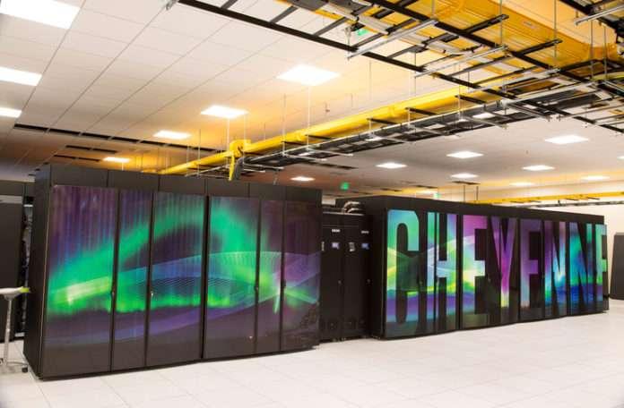 'Cheyenne' isimli süper bilgisayar, iklim değişikliğine karşı