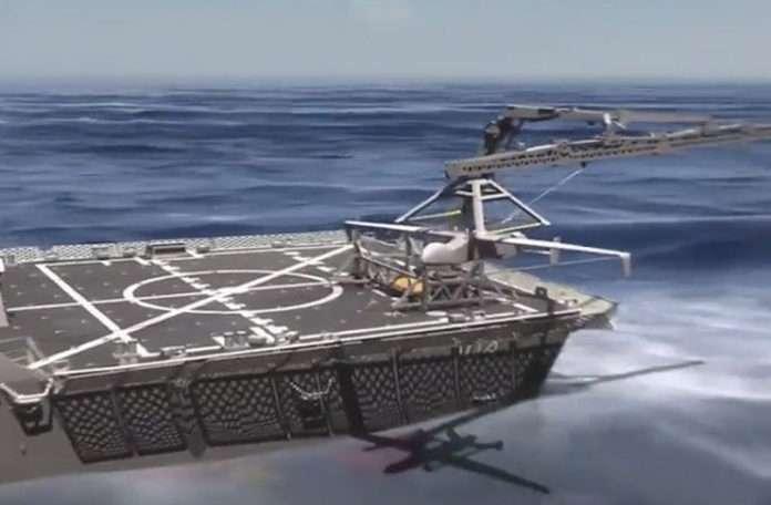 DARPA, SideArm isimli yeni geliştirdiği drone yakalama sistemini açıkladı