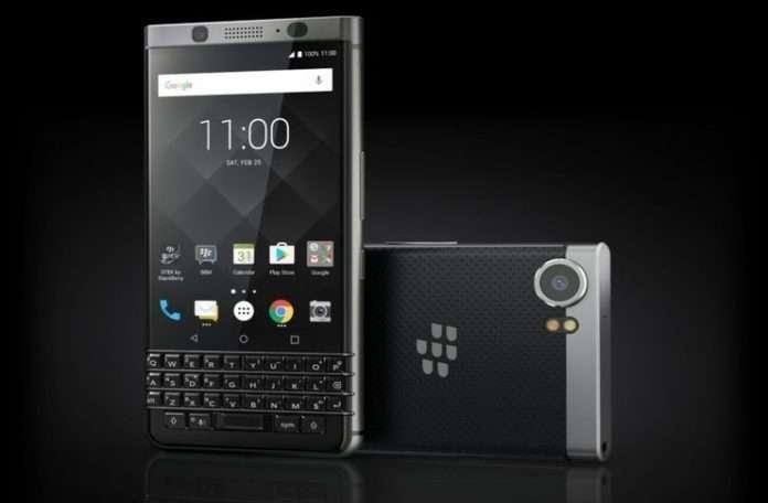 KEYone bütünüyle yeni ve bütünüyle BlackBerry