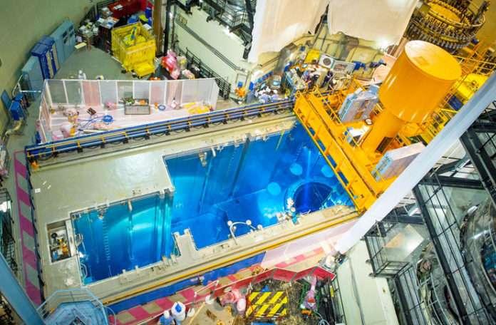 Okyanuslar, uranyum yakıtı için uygun kaynaklar