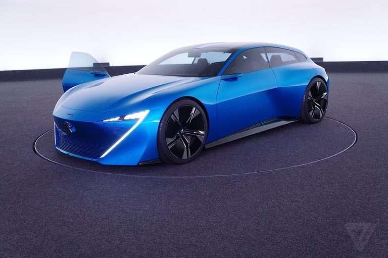MWC 2017 : Peugeot Instinct sürücüsüz araç vizyonu ile geliyor