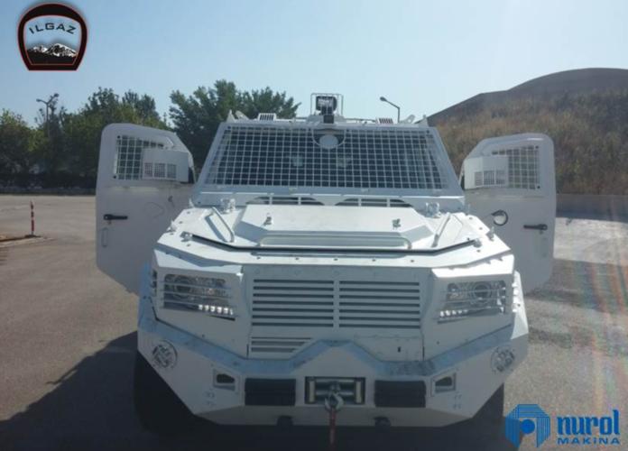 ILGAZ 4x4 İç Güvenlik Aracı