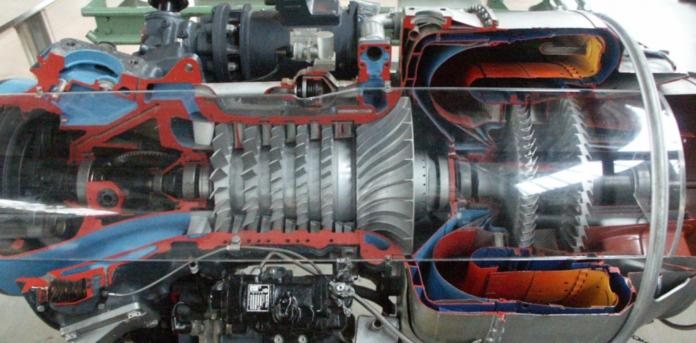Turboşaft Motor Geliştirme Programı