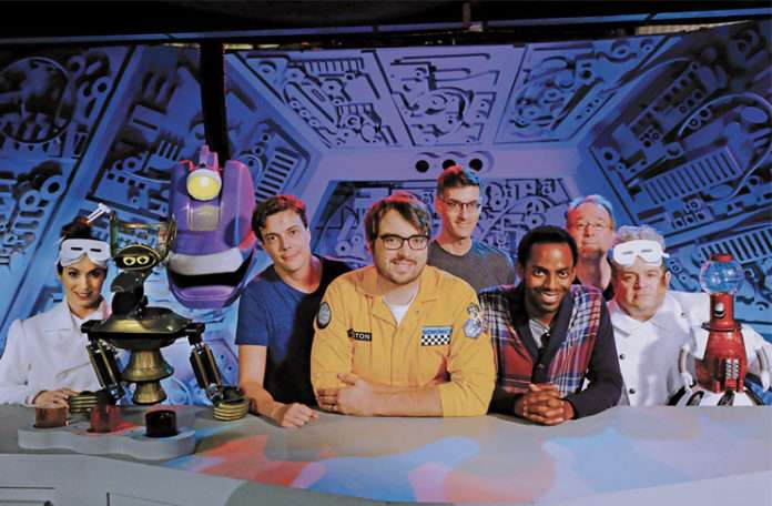 Mystery Science Theater 3000 (MST3K) 14 Nisanda Netflix'de