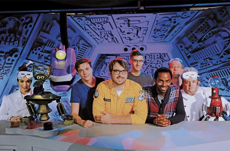 Mystery Science Theater 3000 (MST3K) 14 Nisanda Netflix'de!