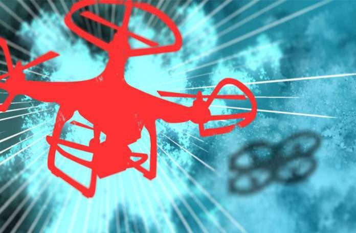 Uygulama artan drone kullanıcıları için trafik düzenlemeye yarayacak