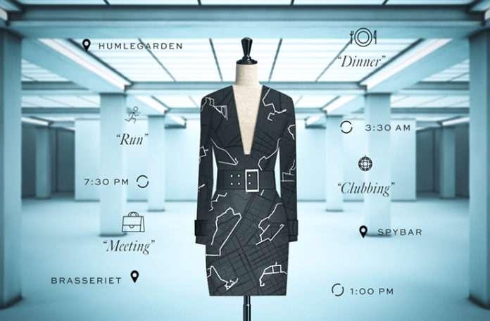 Coded Coutere ile Android gündelik hayatınız ve aktivitelerinize göre kıyafet yapacak