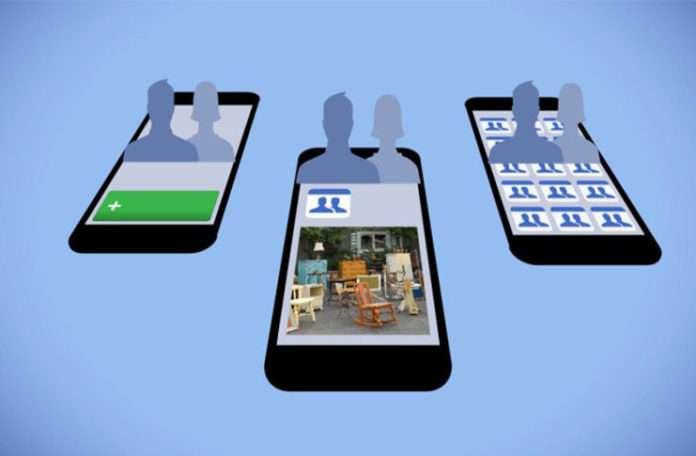 Facebook'un mobil uygulamasında gelen yeni özellikle yeni insanlarla tanışmak daha kolay