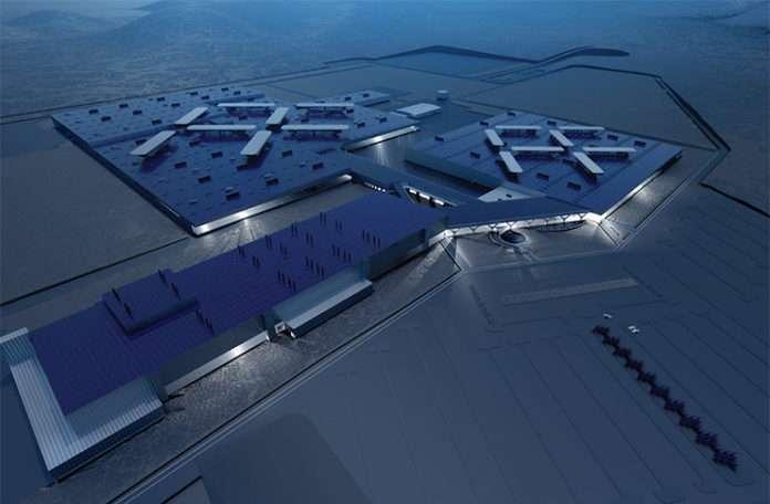Elektrikli otomobil üretilecek fabrikanın hepsi inşa edilemeyecek