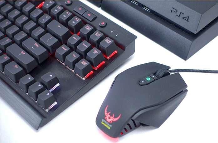 Playstation 4'e nasıl mouse ve klavye bağlanılır?