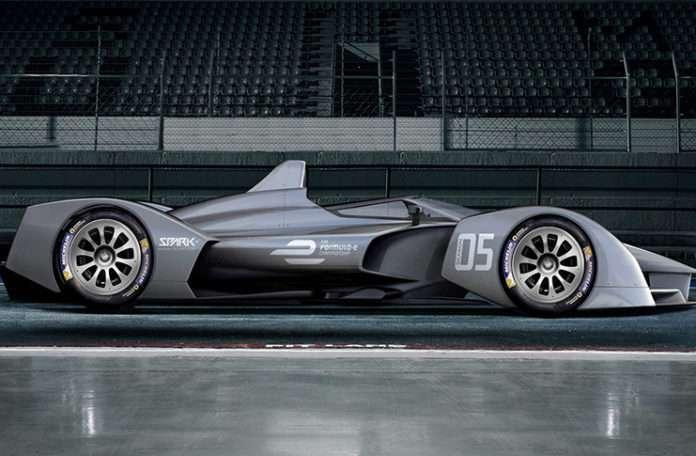 Sadece elektrik kullanan araçların yarışacağı Formula E'nin araç tasarımları belli oldu
