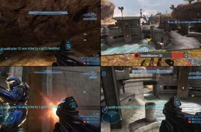 FPS Halo oyunlarının bundan sonra her zaman çok ekranlı olarak