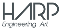 harp engieering logo