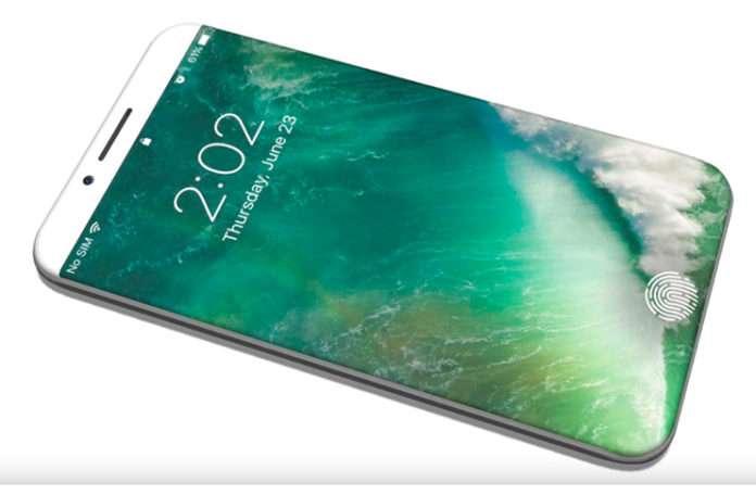 iPhone 8'in parmak izi okuyucusu Apple'ın kendi tasarımı olacak