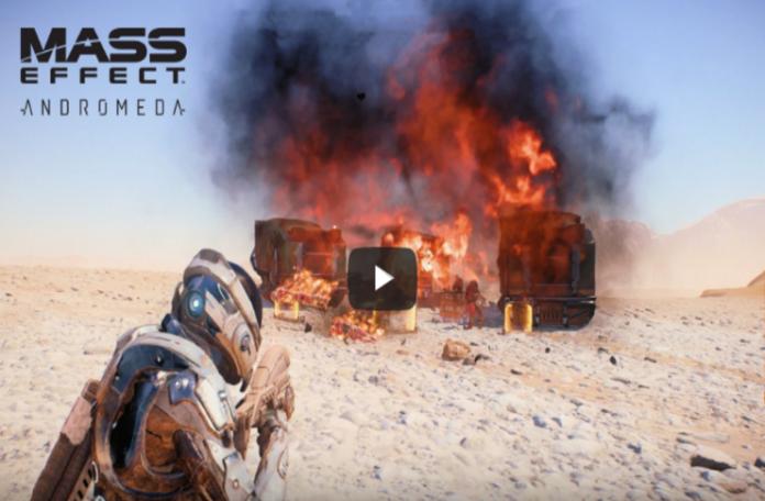 Mass Effect : Andromeda'nın yayınlanmasına