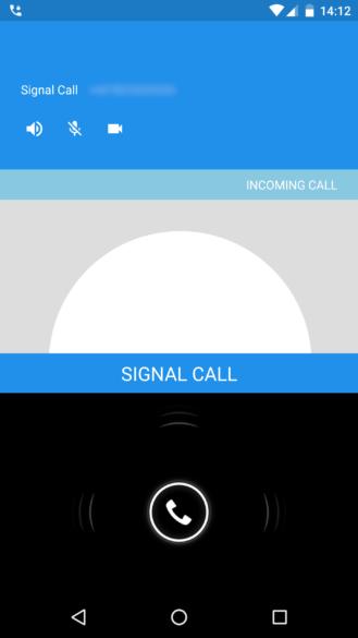 Şifreli mesajlaşma uygulaması Signal