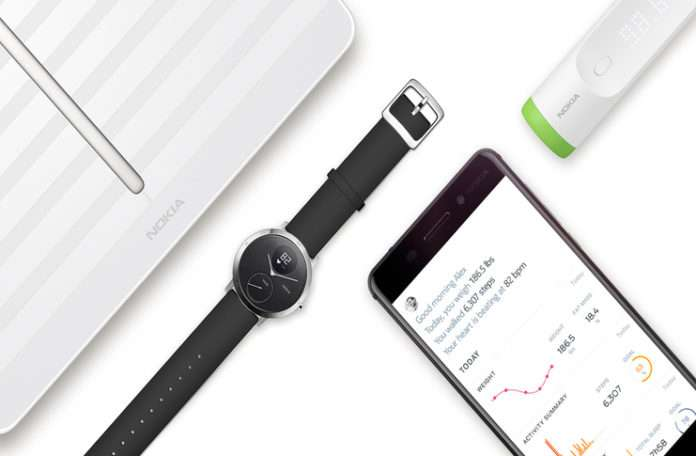 Withings yerine Nokia