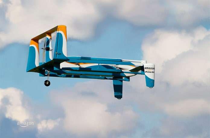 Kargonuzu dronelar taşıyacak, paraşütle de evinize inecek