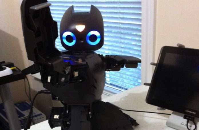küçük boyutlu robotların pediatrik terapideki kullanımını