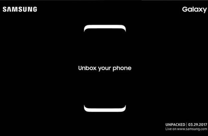 Samsung Galaxy S8'i 29 Martta New York'ta tanıtacak