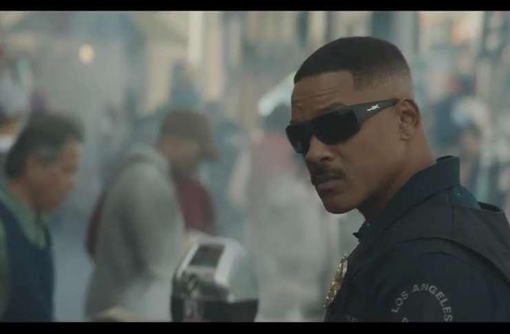 Will Smith'in oynadığı 'Bright' adlı Netflix filminden ilk görüntüler