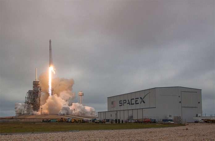 SpaceX uzay programı yeni bir başarıya daha imza attı