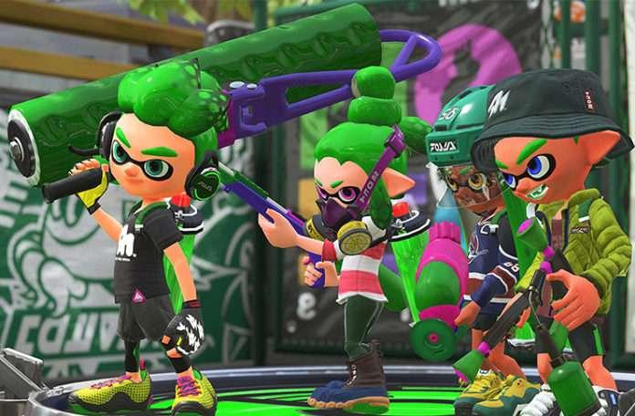 Nintendo'nun güçlü isimlerinden Splatoon 2 oyuncularla buluşacak