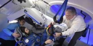 Starliner 600'den fazla 3D baskılı parça