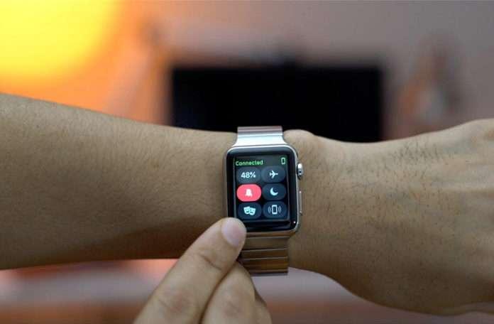 Artık Apple Watch'ınızı bir tuşla sizi rahatsız etmeyecek hale getirebileceksiniz