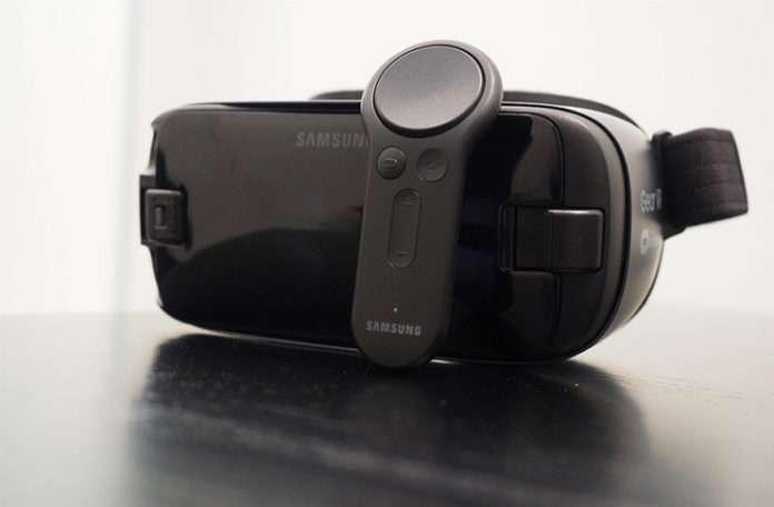 Gear VR'ın kumandasına ilk bakış