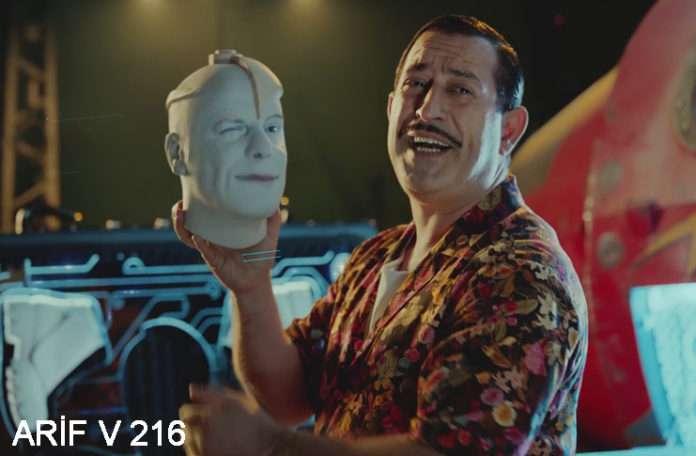 Cem Yılmaz'ın Yeni Filmi Arif V 216'dan Kamera Arkası Görüntüleri yayınlandı