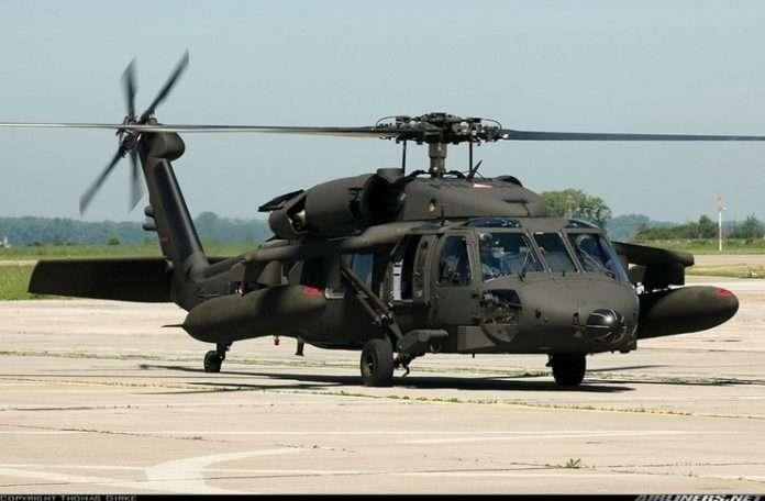 Sikorsky, Hava Kuvvetleri'nin Huey değişim programı için Black Hawk