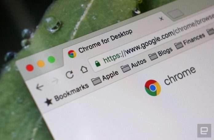 sekmeleri kontrol altında tutmak, Chrome'un etkisini minimize edecek