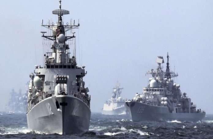 Amerika, İsrail ve yunan donanmaları arasındaki üçlü Noble Dina tatbikatı